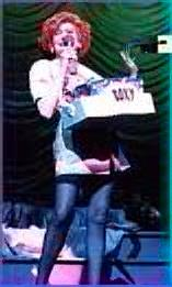 Pat as Usherette (Recent)